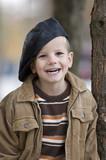 Happy children Face-boy - Fine Art prints