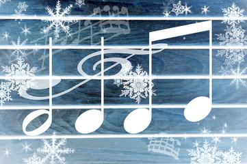 Musik in der Winterzeit