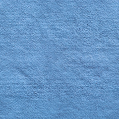 ancient blue handmade paper