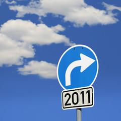 Wohin im neuen Jahr 2011