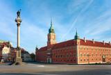 Warsaws - Royal Castle and Sigismund's Column - 27498485