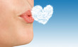Baiser Coeur