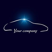 Logo firmy, motoryzacja, sprzątanie