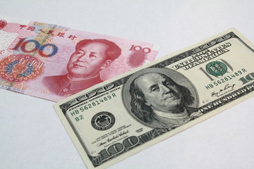 RMB vs USD
