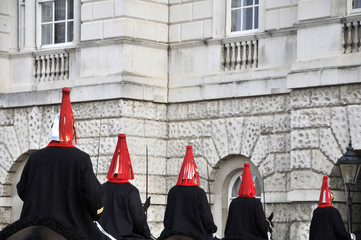 Horse Guards on Parade, Whitehall, London