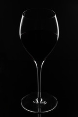 Dunkler Rotwein