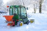 Fototapety Winterdienst