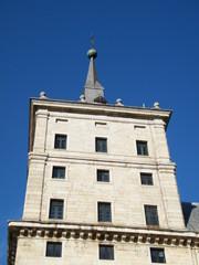 torre monasterio san lorenzo del escorial