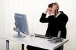 Probleme mit Computer Virus und Spam im Büro