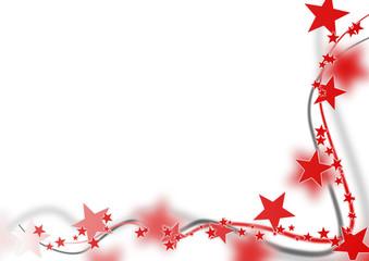 Weihnachten Karte Schleife Gutschein