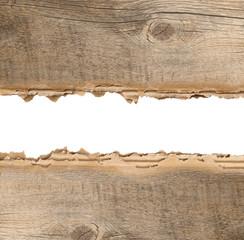 legno strappato