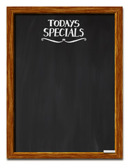 Chalkboard - Todays Specials