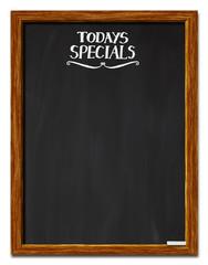 Chalkboard - Todays Specials