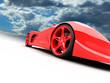 Razor 3d prototipo rosso
