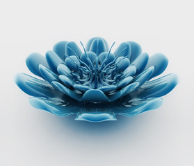 Carnivorous plant 4 blu