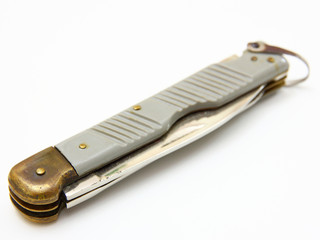 Aviation folding knife