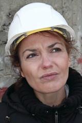 Bauleiterin im Zweifel