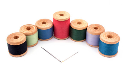 Spools thread