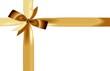 Christmas, Weihnachten, Band, schleife, gold