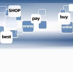 e-business background