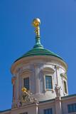 Parliamentbuilding in Potsdam poster