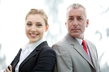 Confident partners