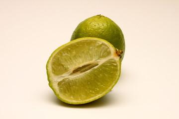 Limette Zitrone
