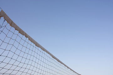 volleyball or general sports net