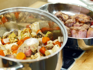 cooking stock