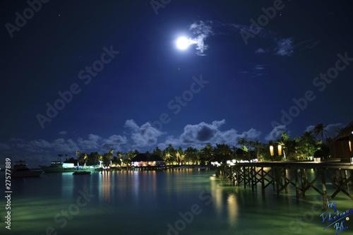 Moon Tickling