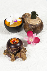 Thai traditional spa