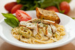 fettucini alfredo with chicken 1