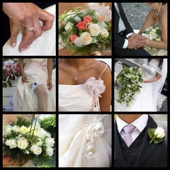 Matrimonio collage