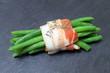 Fagot de haricots verts
