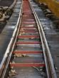 Strassenbahn - Gleisbau