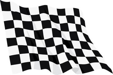 flag winner