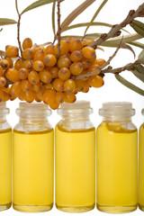 Oil of sea-buckthorn berries.