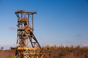 Old industry - Coal Mine