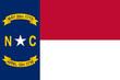 North Calorina state flag