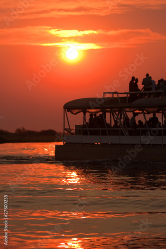 Sunset River Cruise
