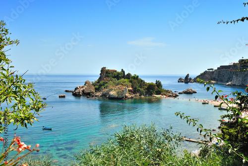 Fototapeten,isola,bella,italien,sicily