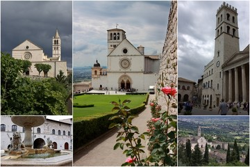 Cartolina da Assisi