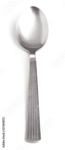 metal spoon