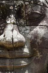 Bayon Stone Face
