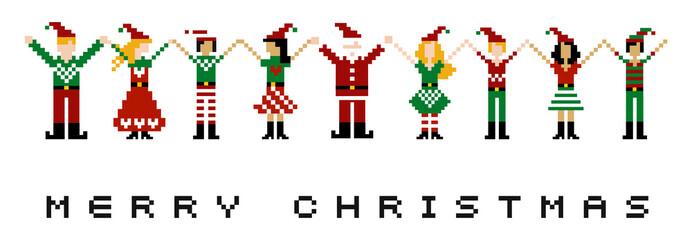 Merry Xmas celebration