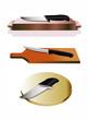 taglieri e coltelli