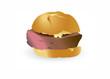 panino con carne
