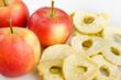 Äpfel mit Apfelscheiben-1