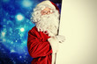 board and santa