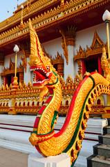 Thai dragon or king of Naga